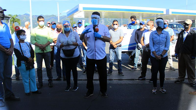 """Alcalde Eberto Núñez pone en funcionamiento histórico programa de limpieza """"Bonao sin Basura"""""""