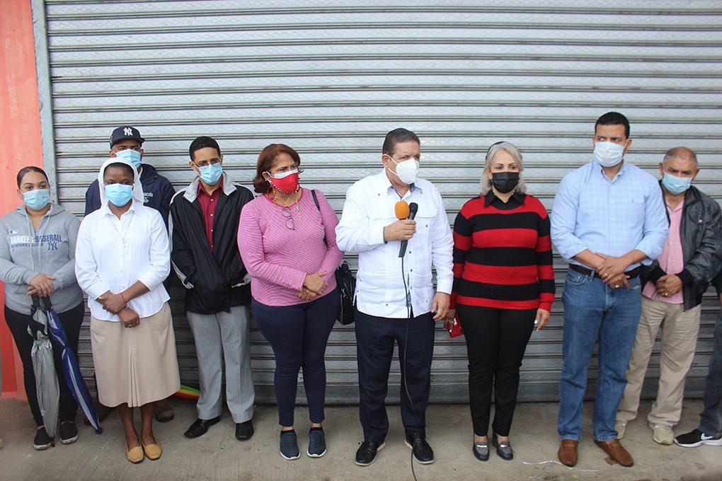 Alcalde Eberto Núñez dispone cierre de centro de transferencia de residuos sólidos